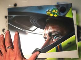 Ritratto Valentino Rossi