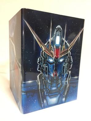 Case computer Gundam