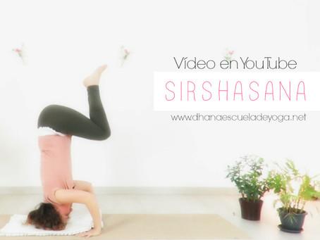 Invertida | Sirshasana