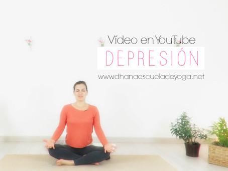 Yoga. La depresión.