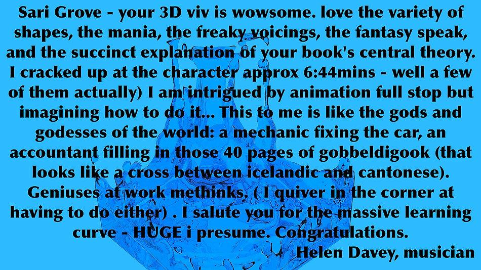 Helen Davey musician:52  sound paintings