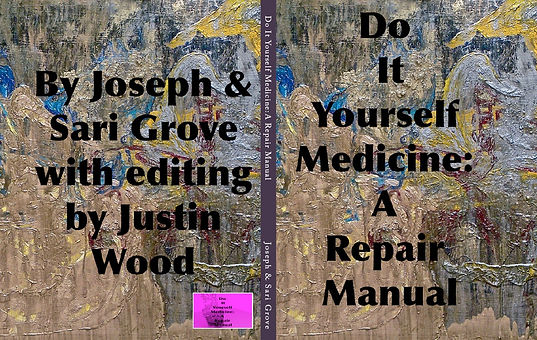Do it Yourself medicine:A repair manual