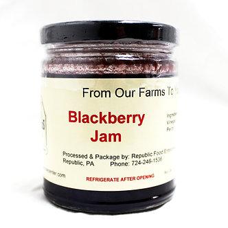 RFEC Blackberry Jam (9oz)