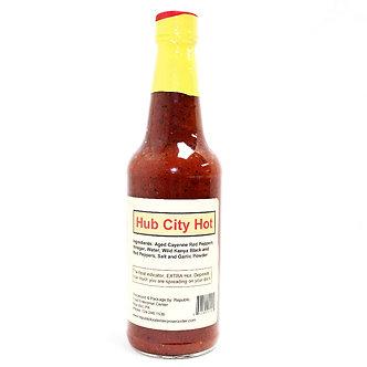 Hub City Hot Sauce (10oz)