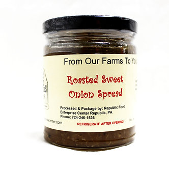 RFEC Roasted Sweet Onion Spread (9oz)