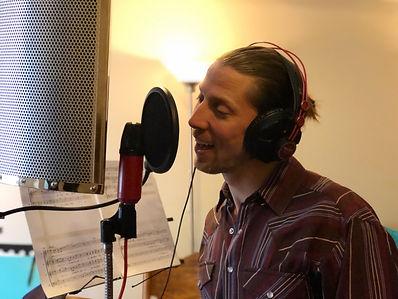 Ryan Faino | Boleyn Recording Session.