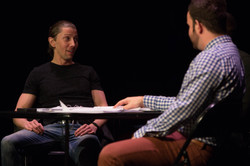 Mole Town - (NYC Staged Reading)