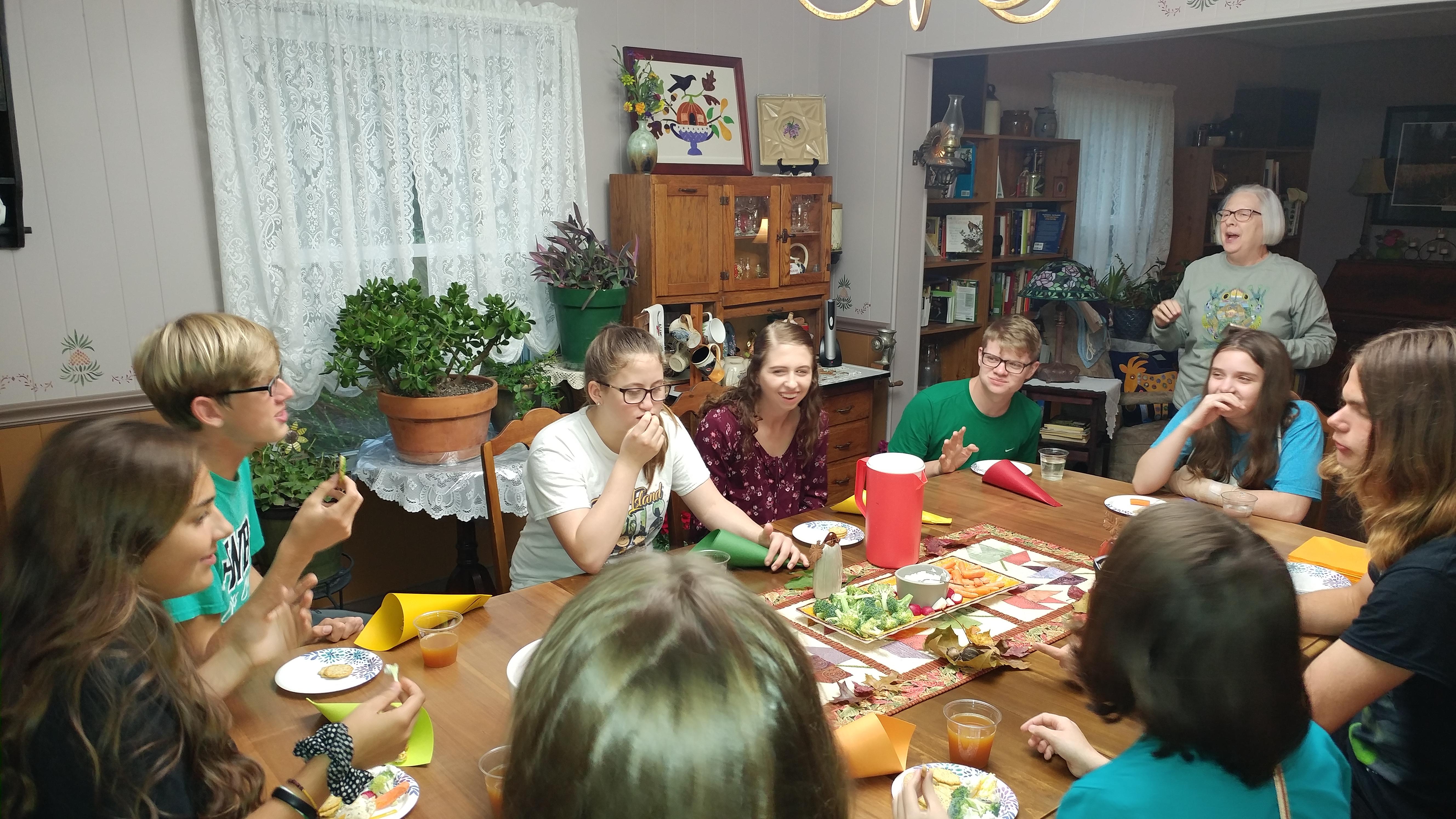2019 Youth Progressive Dinner(1)