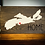 "Thumbnail: Rustic sign - ""NS Map Home"" 14x24    fully finished"