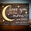"""Thumbnail: Rustic Wooden Sign Project """"Love you to the Moon""""   18""""x 24"""""""