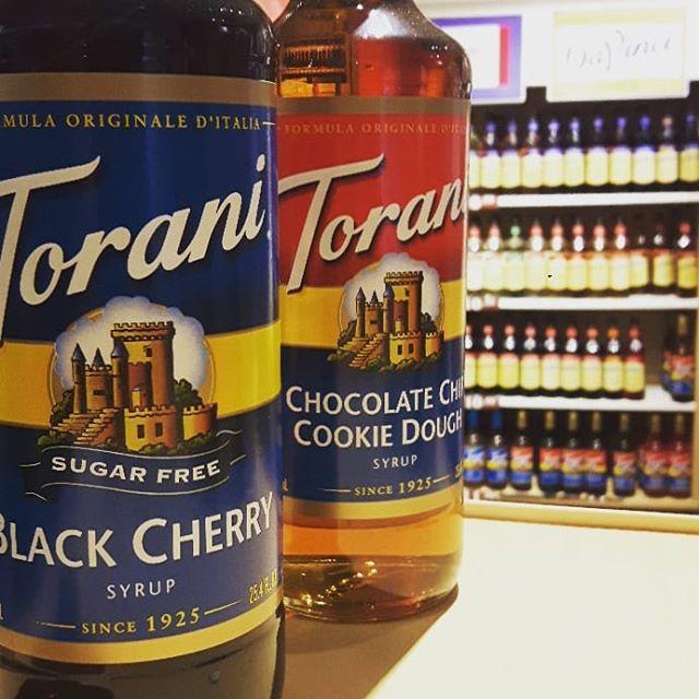 Flavour Fav! #torani #italiansyrup