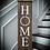 "Thumbnail: ""Home"" Personalized Large Porch Sign 11""x48"""
