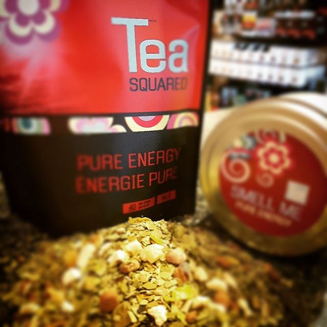 Need a healthy pick-me-up_ #teasquared #pureenergy #glutenfree #halifax #loosetea #greentea #scotias