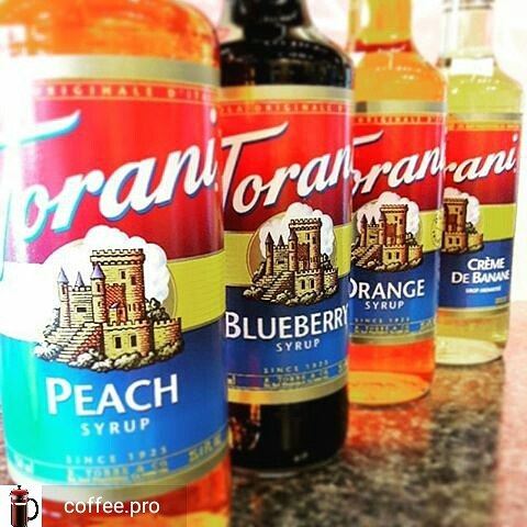 Torani!!! #torani #toranisyrup #downtownhalifax #scotiasquare #italiansoda