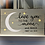 "Thumbnail: Rustic sign - ""Love You to the Moon"" 14""x24""   fully finished"