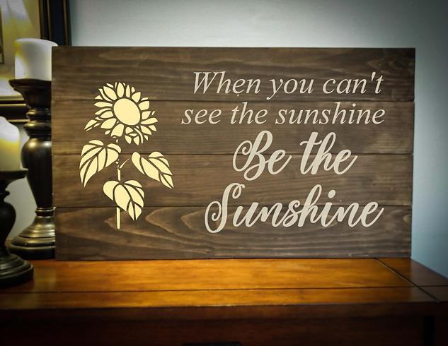 14x24 be the sunshine