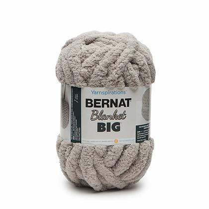 Chunky Blanket Yarn 1 Skein -Pale grey