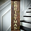 """Thumbnail: """"Merry Xmas - Personalize"""" Large Porch Sign Project 11x48"""