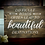 "Thumbnail: Rustic Wooden Sign Project ""Beautiful Destinations""   18""x 24"""
