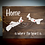 """Thumbnail: Rustic Wooden Sign  """"Home is where the Heart is""""  18""""x24"""" Fully Finished"""