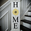 "Thumbnail: Porch sign - ""Home Flower"" 11""x48""   fully finished"