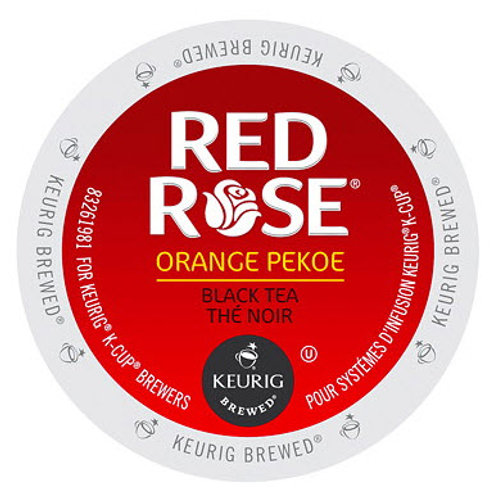 Red Rose K-cups For Keurig