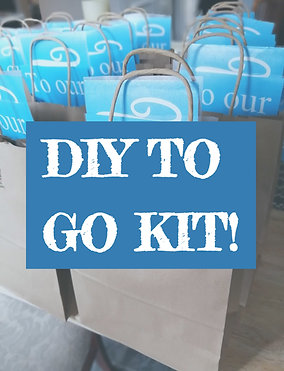 DIY To Go Kit!