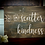 """Thumbnail: Rustic Wooden Sign Project """"Scatter Kindness""""   18""""x 24"""""""