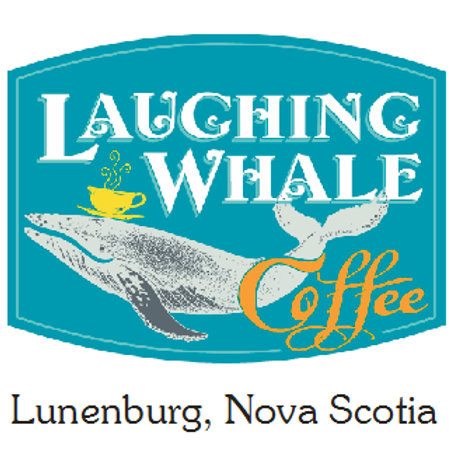 "Laughing Whale ""Bluenose Brew"" whole bean"