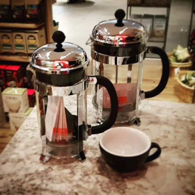 Bodum 8 cup and 12 cup French presses #s