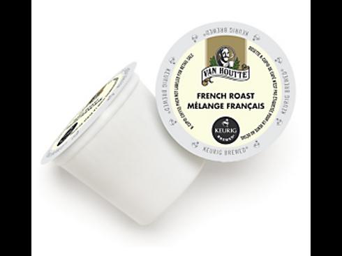 Van Houtte French Roast 24 pack