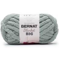 Chunky Blanket Yarn 1 Skein -MISTY GREEN