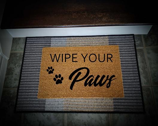 Coir Doormat Small - Asst. Styles