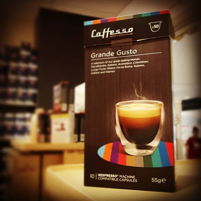 A great way to try out #caffesso  for yo