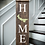 Thumbnail: premade porch sign wooden project Home PEI