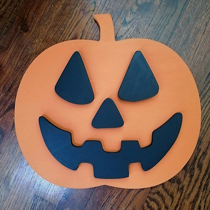 """SPECIAL! 3D project """"Jack-O-Lantern"""" DIY TO GO ONLY"""