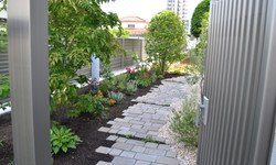New path to the garden