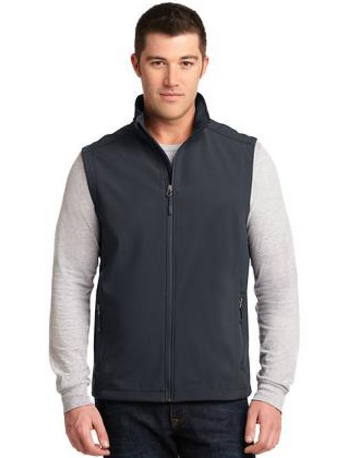 Men's Soft Shell Vest J325