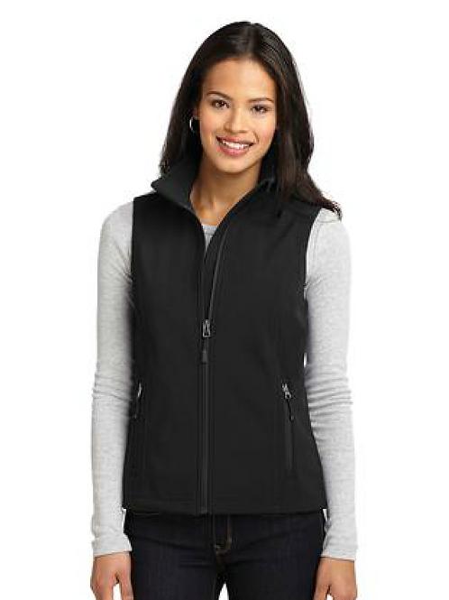 Women's Soft Shell Vest L325