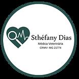 Sthéfany Dias Vet Médica Veterinária em Uberlândia sos local - ecosmart cartão de visita digital interativo virtual