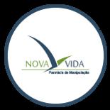 Nova Vida farmácia de manipulação - sos local - ecosmart cartão de visita digital interativo virtual