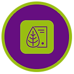 Logo - ecosmart cartão de visita digital interativo virtual