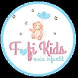 Fofi kids moda infantil sos local - ecosmart cartão de visita digital interativo virtual