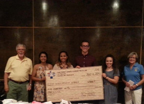 FSCC Scholarship Winners for 2016