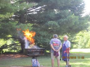 FSCC Annual Picnic at Killen's Pond