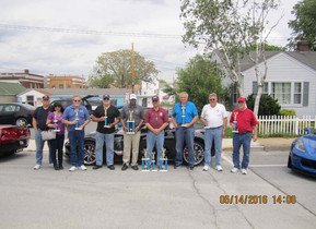 Smyrna-Clayton Rotary Car Show