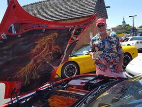 Corvettes on the Bay Car Show