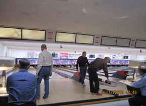 Duck Pin Bowling in Chestertown