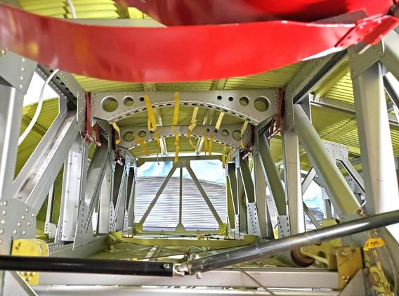 Fuel tank brackets