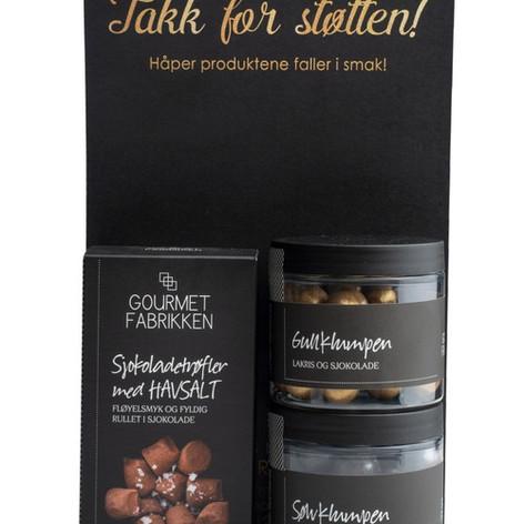 Gourmetfabrikken_Pakke_Sjokoladetrøfler